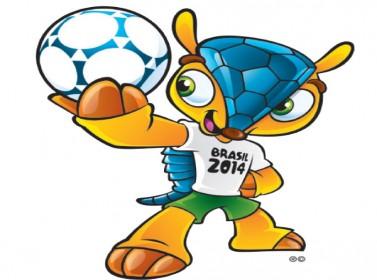 تميمة كأس العالم 2014