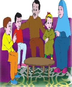 الأسرة المسلمة