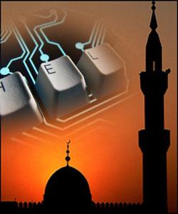 المسجد الإلكتروني