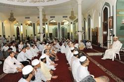 درس مسجدي