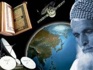 وسائل إعلامية ورموز إسلامية