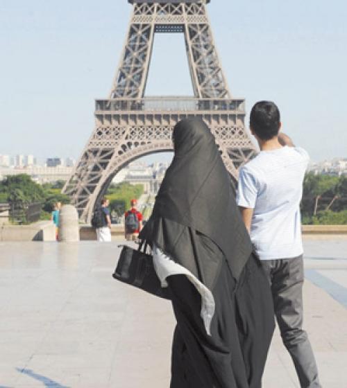 مسلمان في فرنسا