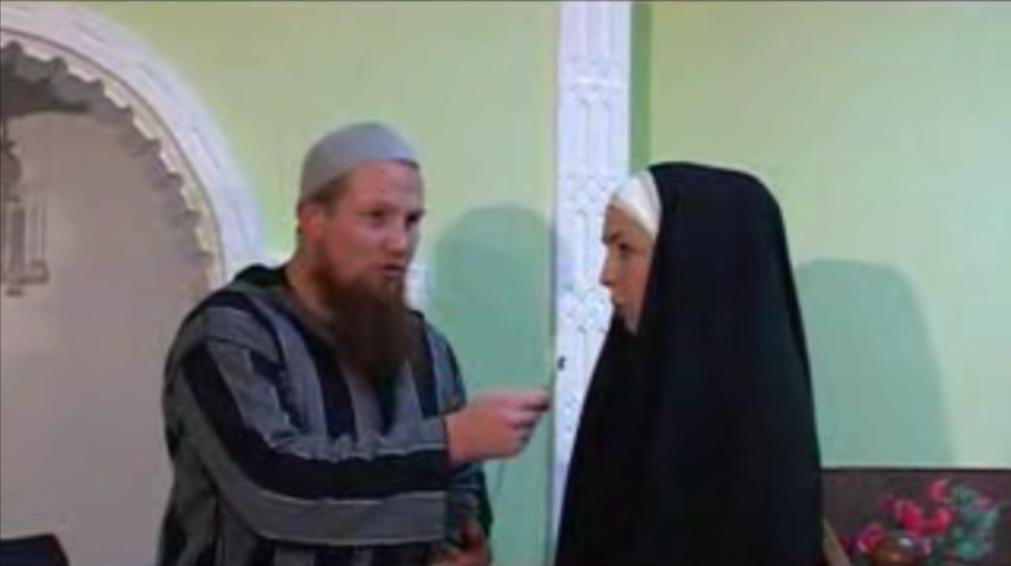 مسلمة جديدة