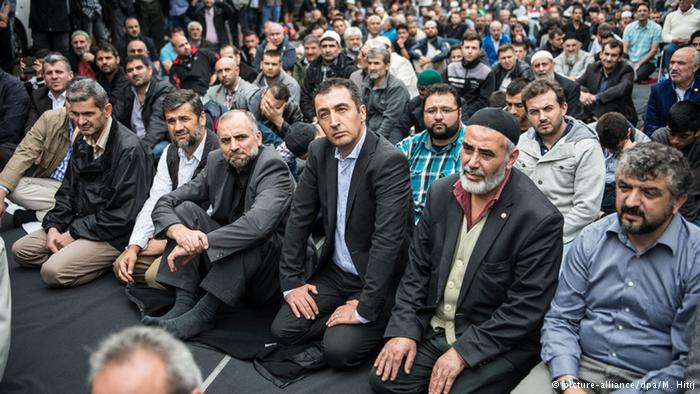 مسلمو ألمانيا