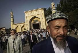 مسلمو تركستان الشرقية