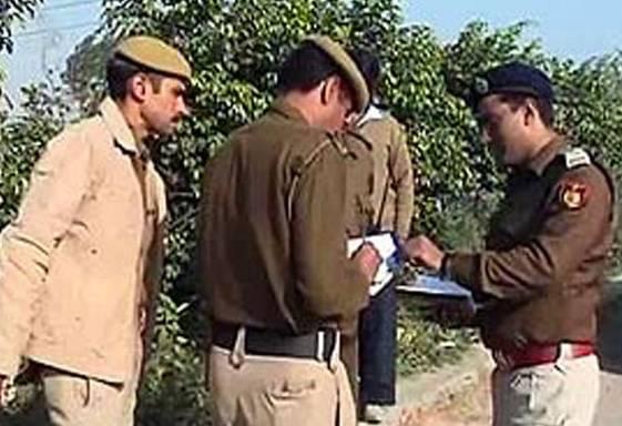 رجال من الشرطة الهندية