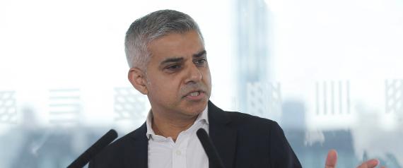 عمدة لندن المسلم