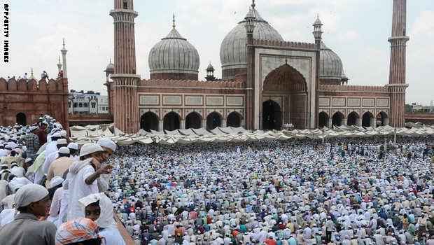 مسلمو الهند